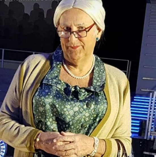 Nonna Gerrina ti aspetta!CADUTA LIBERA, prossimamente su Canale5!#DonMatteo11 #TheVoice #TVOI #Elser #QuintaColonna #Tiramisù #FastandFurious #Piazzapulita #MrHolmes #28giorni #CelebrityMasterChefIt #MasterchefIt #Isola #gf15  - Ukustom