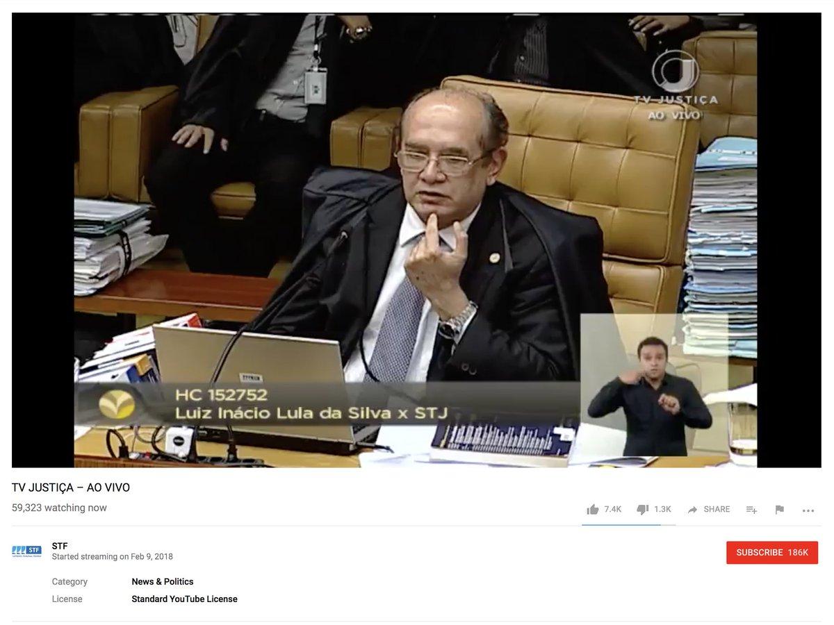 Duplo Expresso On Twitter 60 Mil Pessoas Vendo O Julgamento Ao