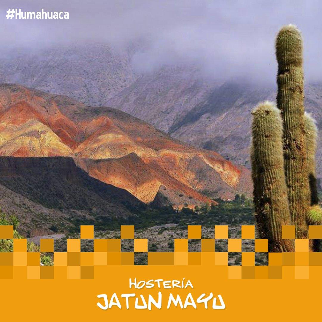 #QuebradaDeHumahuaca Te esperamos en Hos...