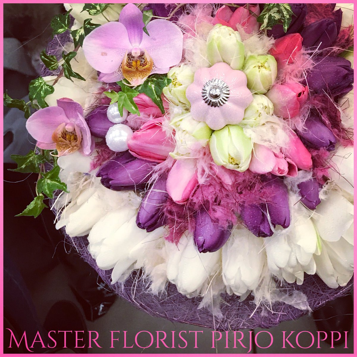 Pirjo Koppi On Twitter Have A Nice Flower Weekend Tulip Tulips