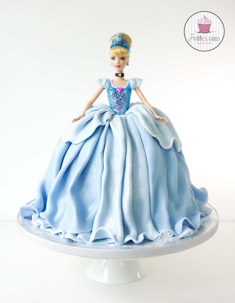 Friddle S Cakes On Twitter Doll Cakes For Girls What More Could A