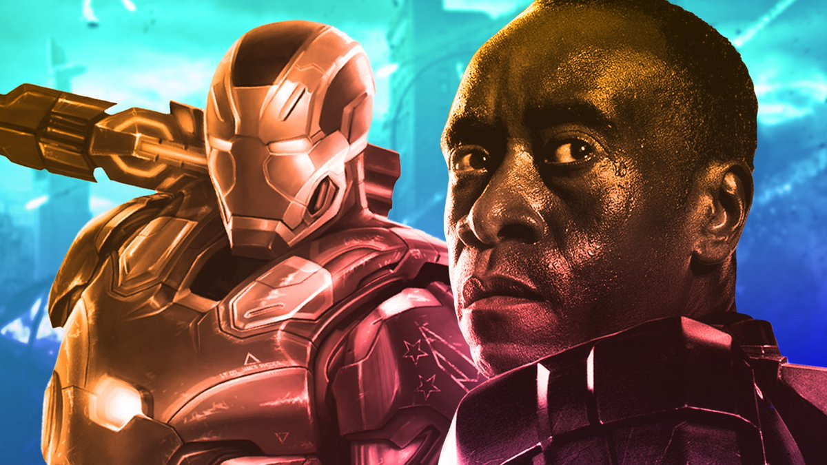 War Machine actor Don Cheadle says superheroes are going down in #Avengers #InfinityWar.  https://t.co/mjzGjRwCFo