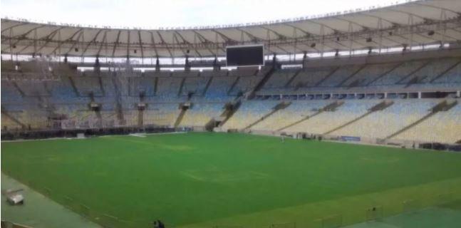 Ferj define o Maracanã como palco da fin...