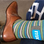 Thank you for visiting us at #IBMThink! We hope you enjoyed the show & that you are showing off your cool #Mendix socks, stickers & t-shirts! Show your Mendix spirit by posting a pic of your swag & tag us with @Mendix and #ThinkMendix for a Twitter shoutout! @Garrett_Gartner