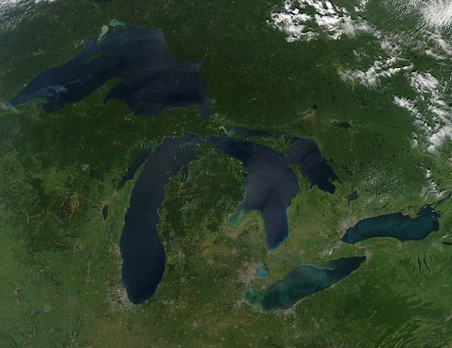 U.S. House Restores Great Lakes Funding...