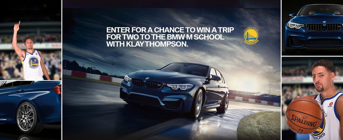 Klay Thompson On Twitter Want To Meet Me And Have A Drive On The