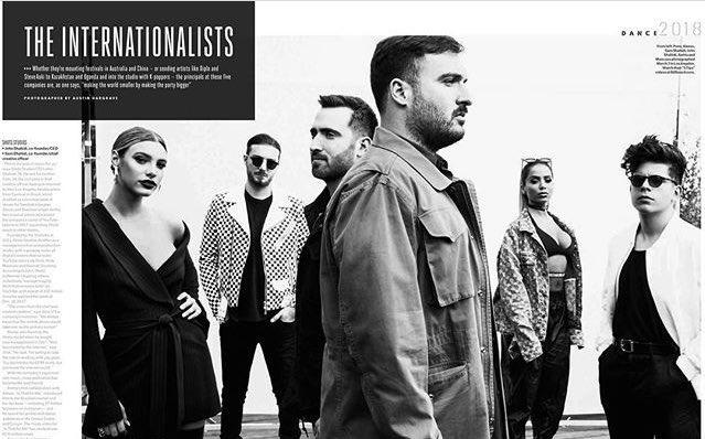 OS INTERNACIONALISTAS!   Anitta e o Team Shots estão no recheio da nova edição da Billboard Magazine. https://t.co/3qZWzLL3VU