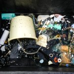 Image for the Tweet beginning: Great Pacific Garbage Patch is