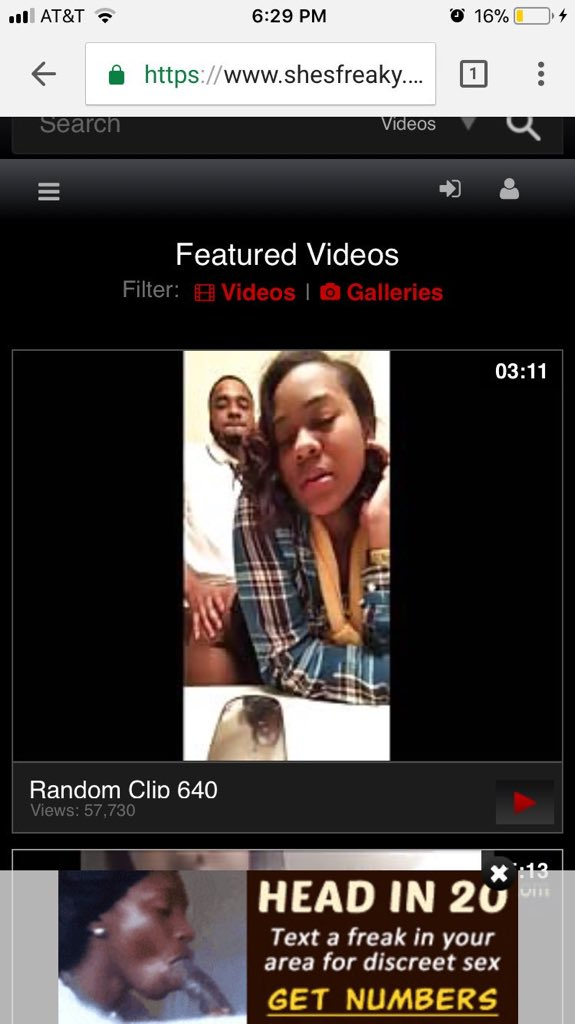 Shesfreaky Videos