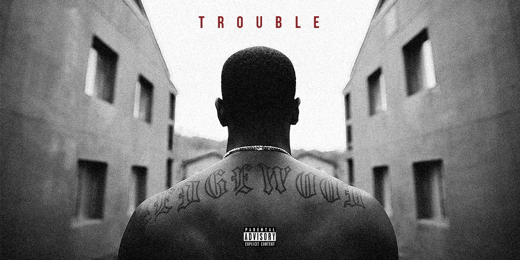 .@TroubleDTE's new project #Edgewood, executive produced by @MikeWiLLMadeIt, is out now https://t.co/REZVNC70Yd https://t.co/Q0s8IseqIt
