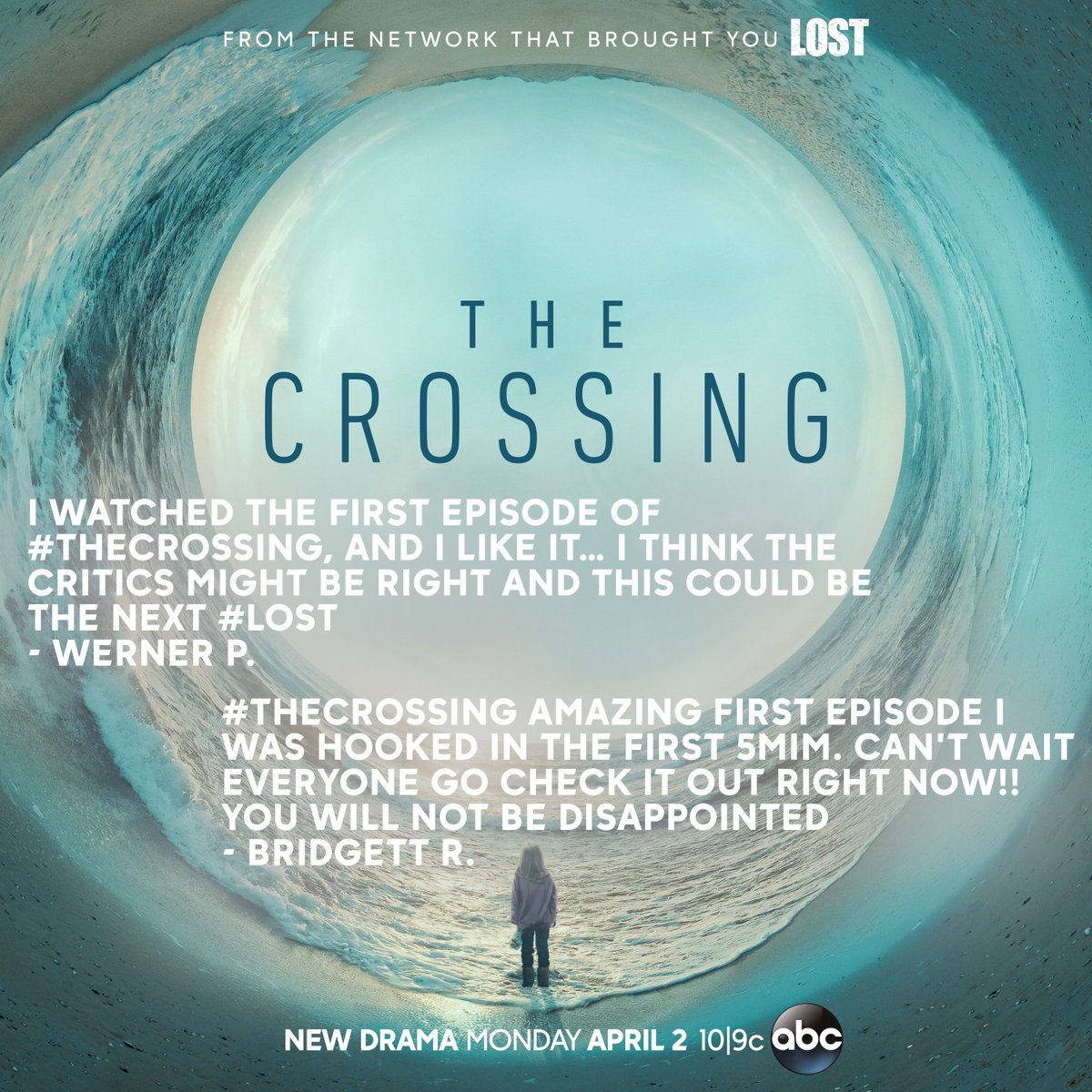 The Crossing Serie