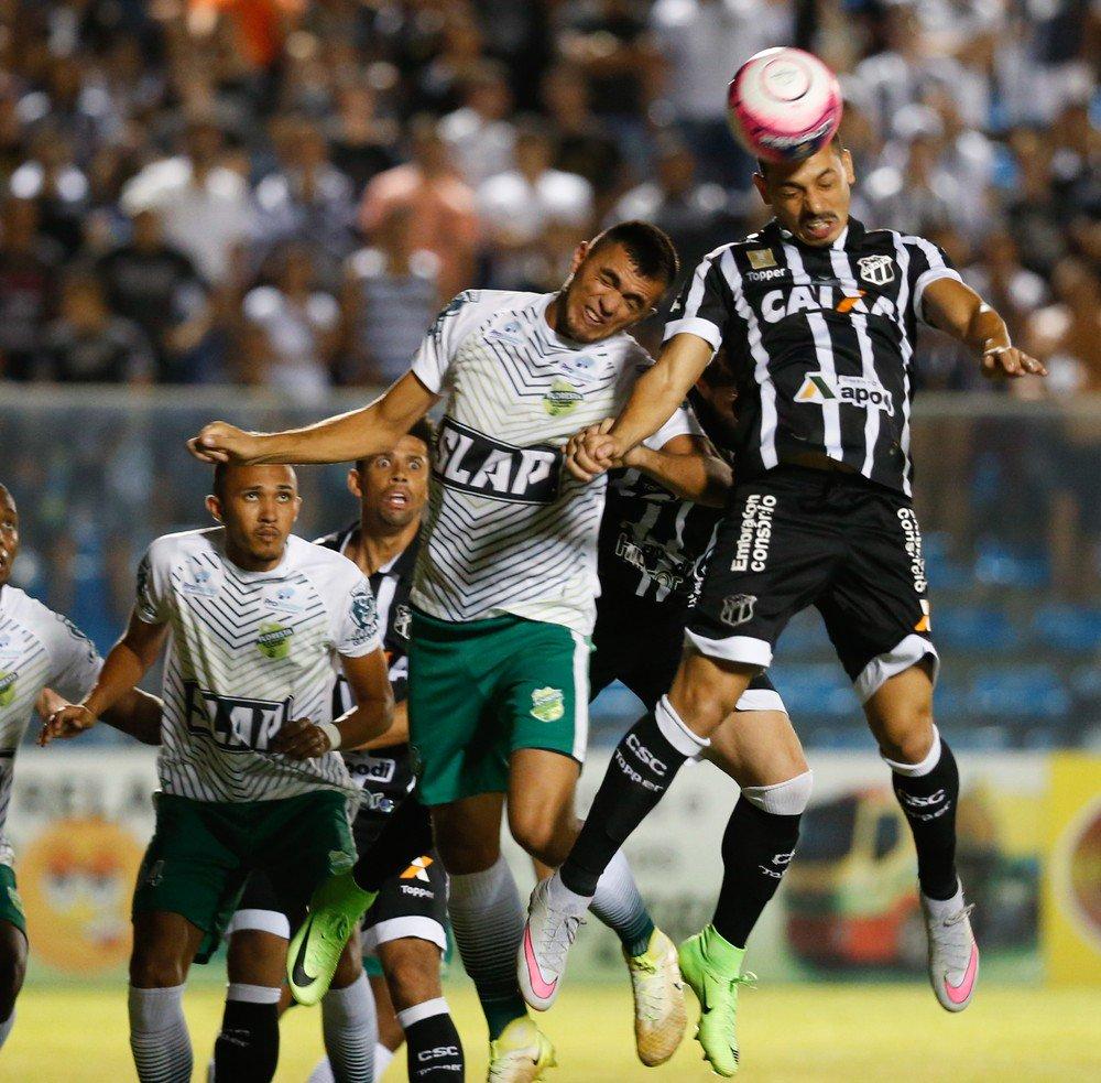 Com time B, Ceará derrota Floresta e se...