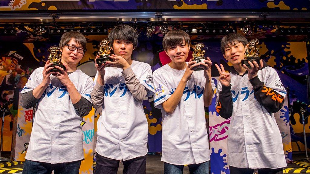 日本からは第3回スプラトゥーン甲子園で優勝した「GG BoyZ」が招待されるぞ!...