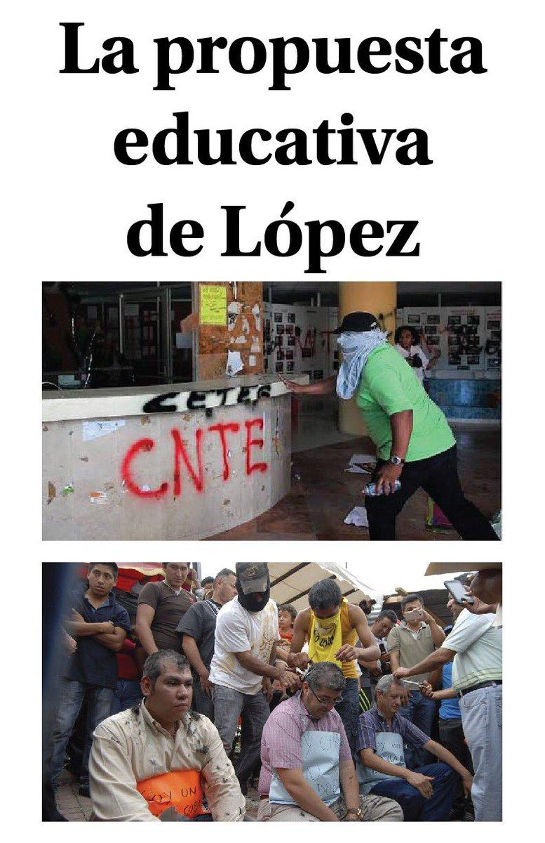 Esta es la #ReformaEducativa que propone...