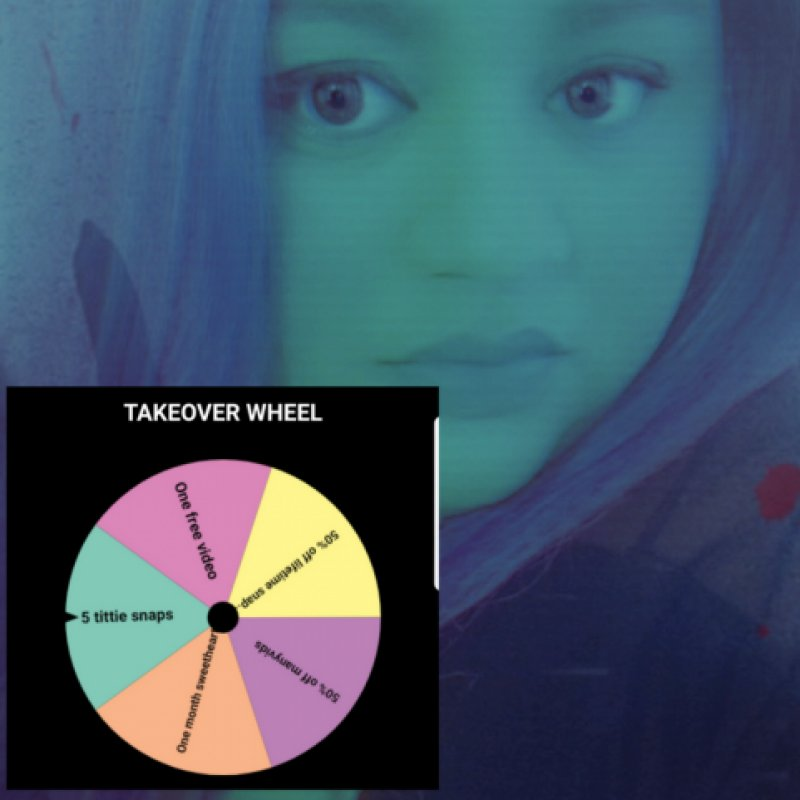 Takeover wheelspin by @Mistie_Heart http...