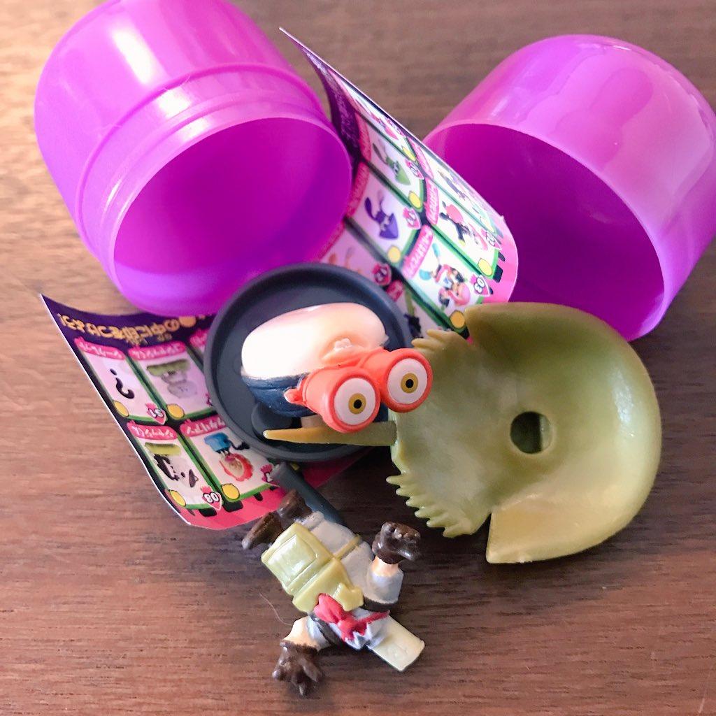 やっと見つけたチョコ卵、後輩からの「いっこ食べていい?」メールに「いいよ」って返したあとで届いた画像がこちらです
