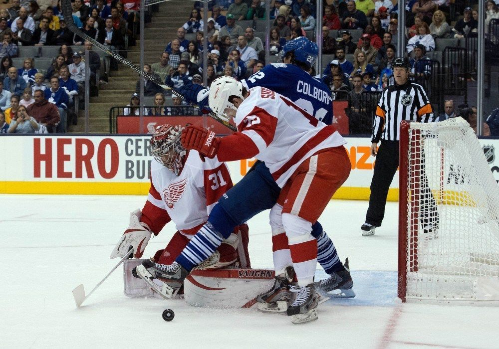 Detroit Red Wings Most Wanted: Goalies h...