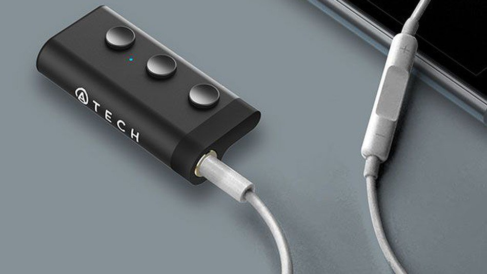 Update your old, trusty headphones by making them wireless with this Bluetooth receiver. https://t.co/RDuNKk0I9l https://t.co/yGdyao5AJP