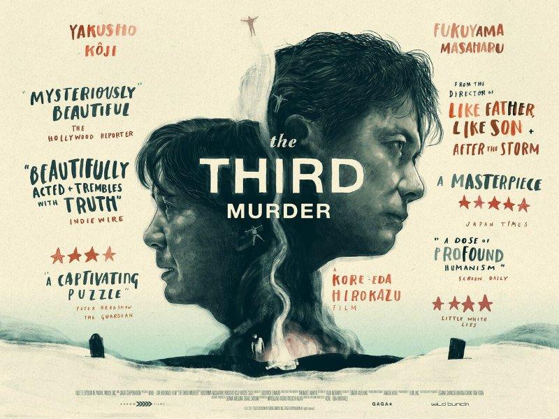 Resultado de imagem para third murder 2017