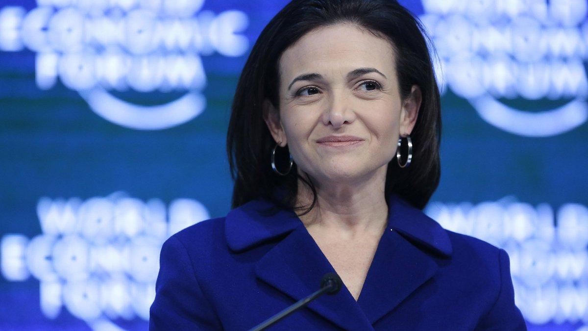 Facebook's Sheryl Sandberg says she regrets not speaking out sooner over Cambridge Analytica scandal https://t.co/WKMbGjkGlC