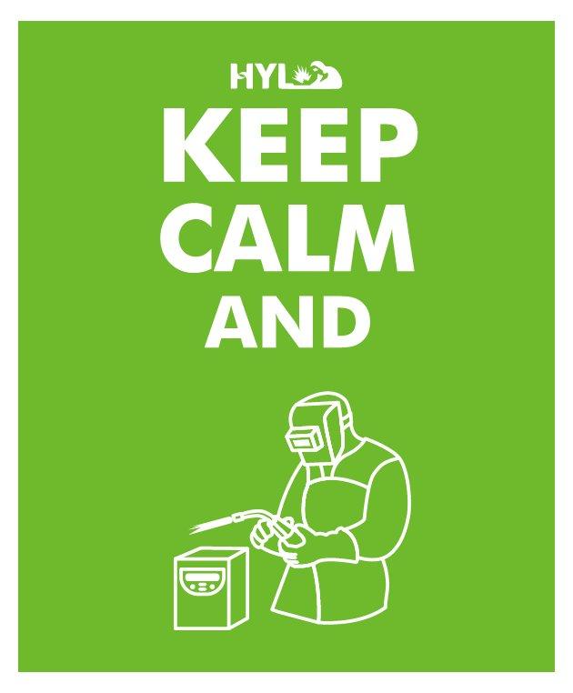 KEEP  CALM  AND 👇 #TGIF #TGIFridays #Kee...