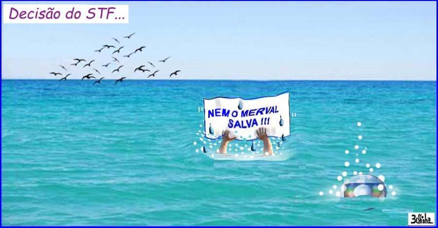 Ataulpho Merval, 12º Ministro, decide: L...