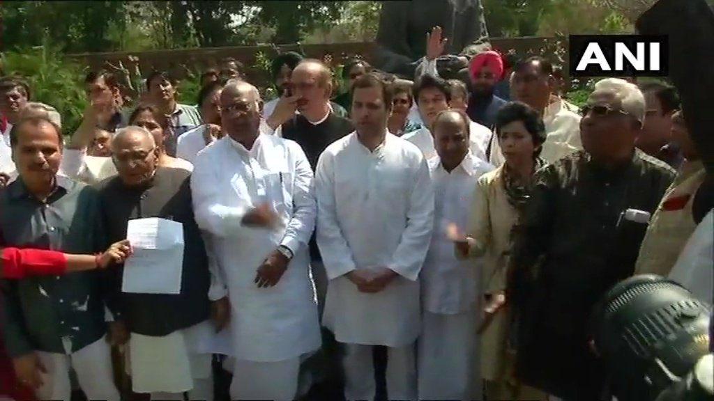 #CongressPresidentRahulGandhi Latest News Trends Updates Images - iAmitDubey_