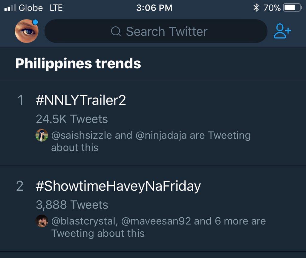 Di tayo excited. Hehehe. #NNYTrailer2 ht...