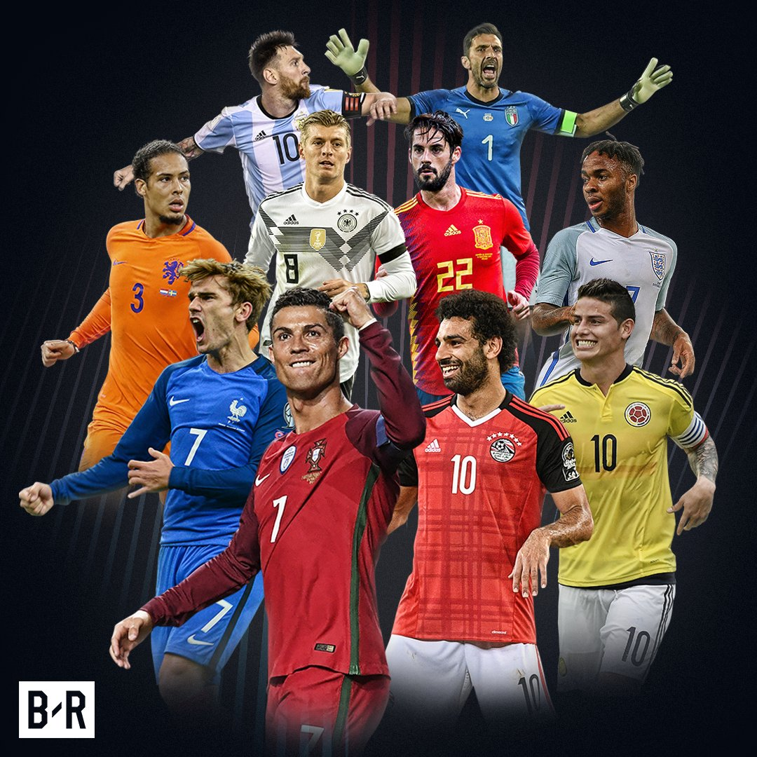 Today:  —Argentina vs. Italy —Germany vs. Spain —Netherlands vs. England —Portugal vs. Egypt —France vs. Colombia  😍😍😍