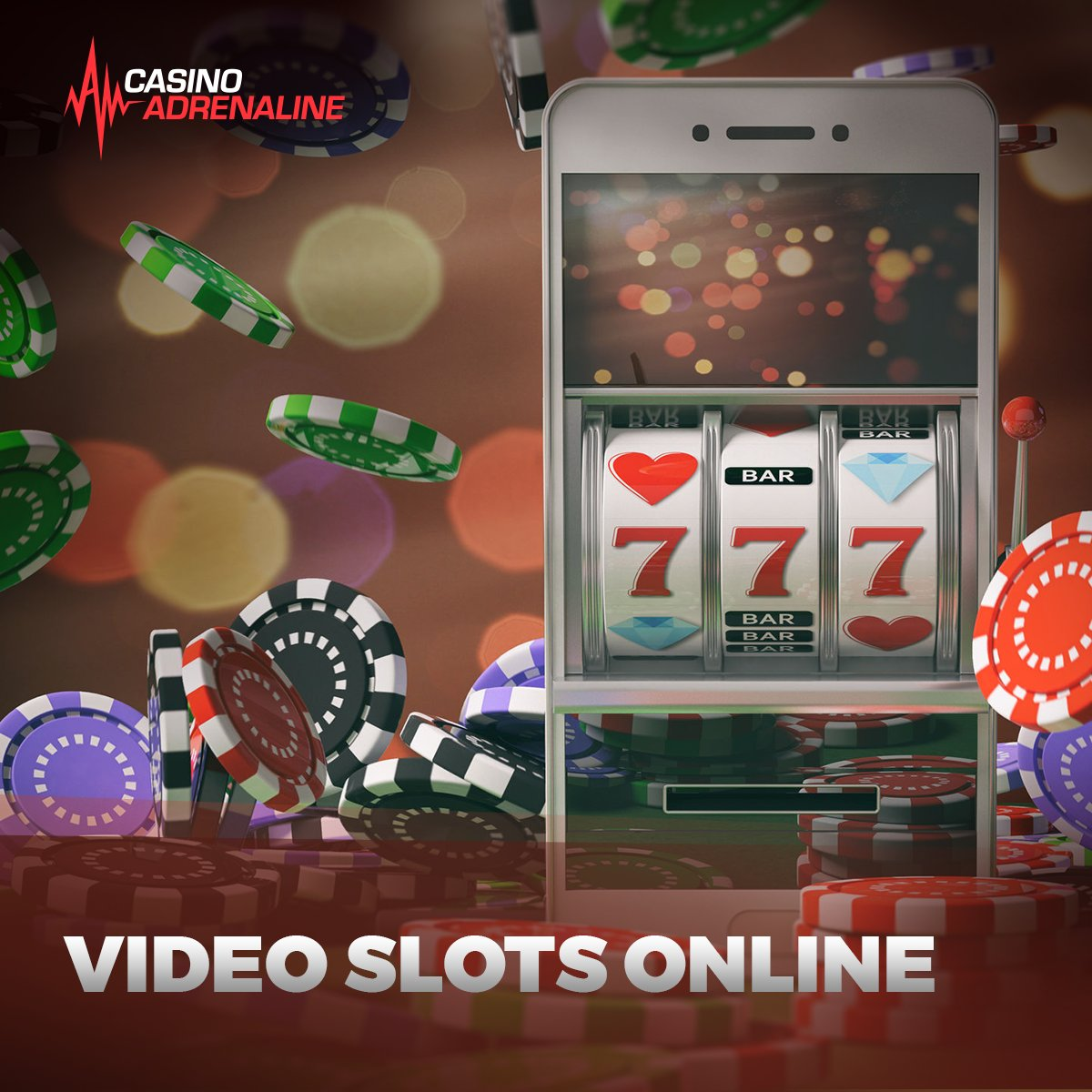 test Twitter Media - When it comes to video slot games, which one has brought you most of the luck? 👌😄 #CasinoAdrenaline #slotgame https://t.co/qYXTtitBAg
