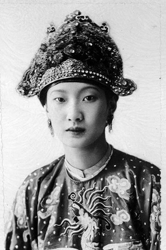 Нам Фыонг Хоанг  (1914-1963) - последняя императрица Вьетнама