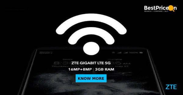 #ZTEGigabitPhone : Go gaga, over the gigabit speed on all new #ZTE...