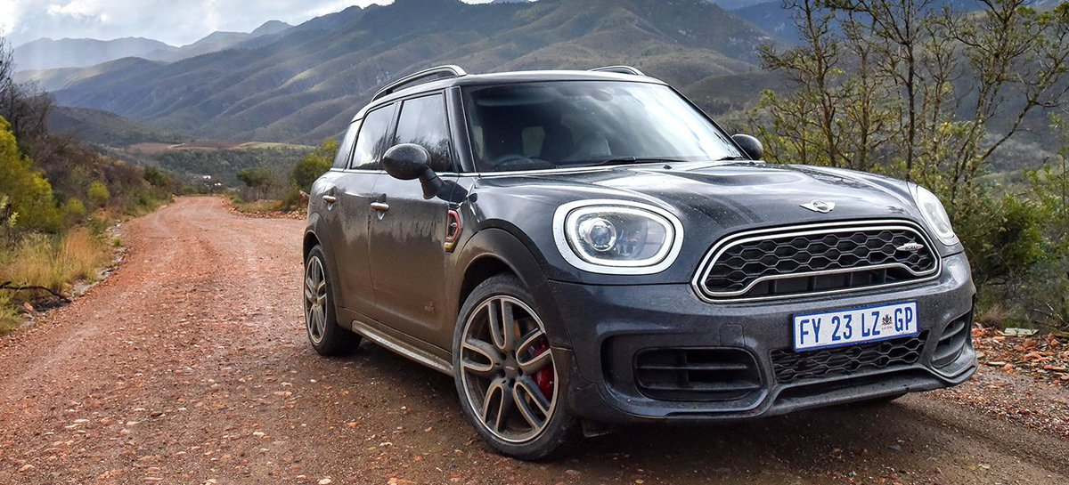Mini South Africa On Twitter The New Mini Countryman John Cooper