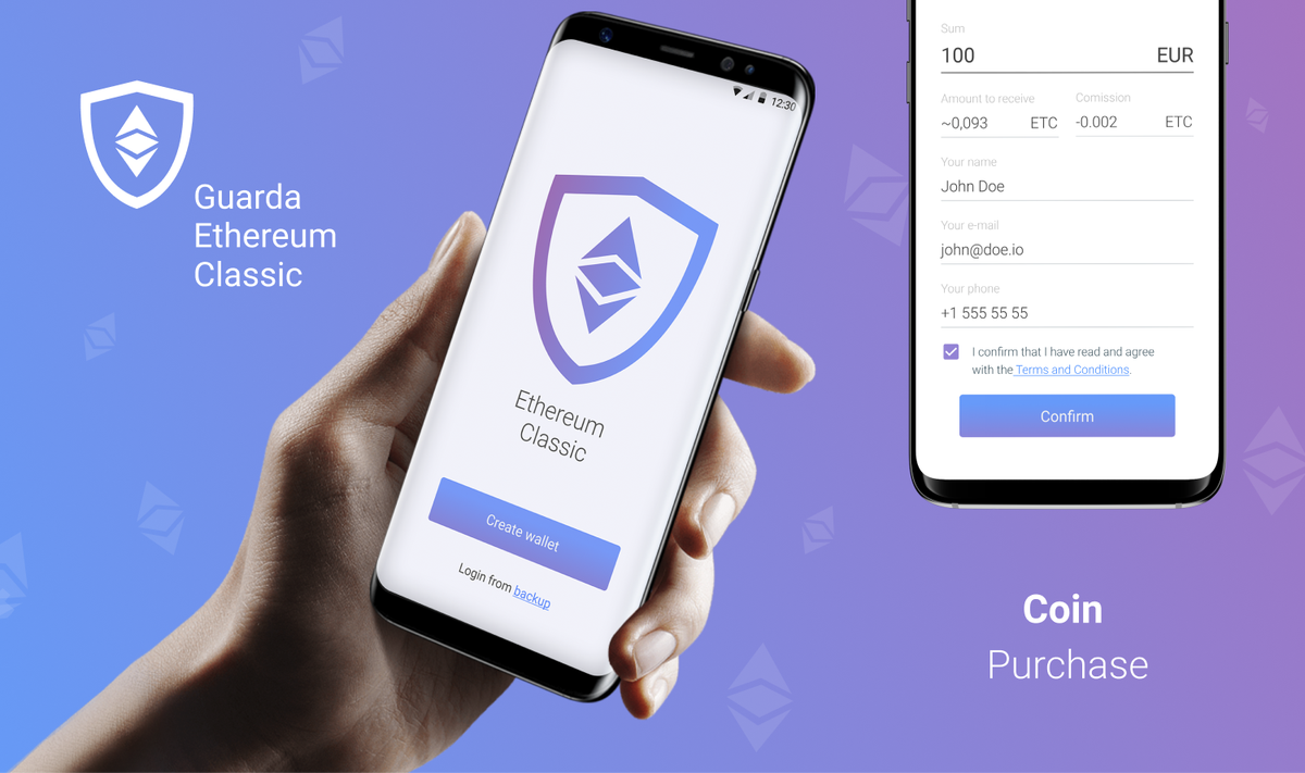 cryptocurrency wallet long term