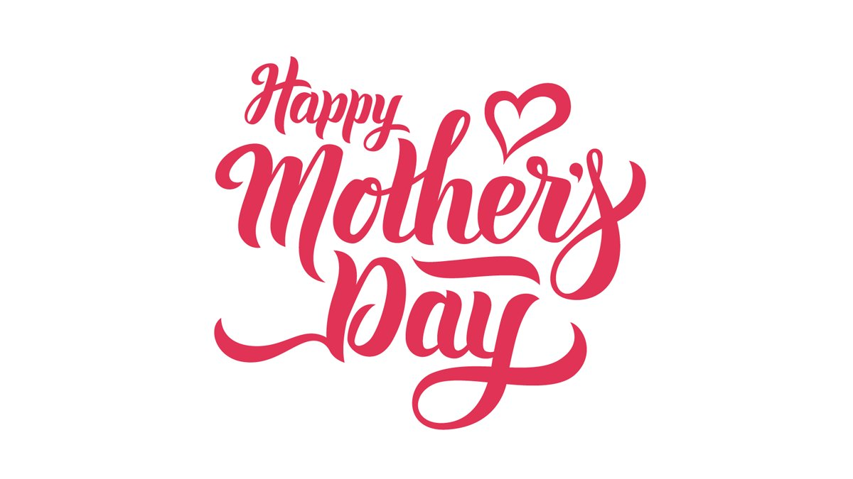 Image for the Tweet beginning: Happy Mother's Day - a