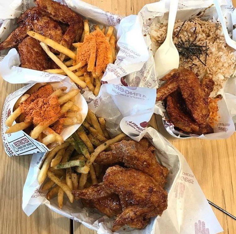 Gambar Makanan Sedap On Twitter Masa Untuk Ayam 4fingers Crispy