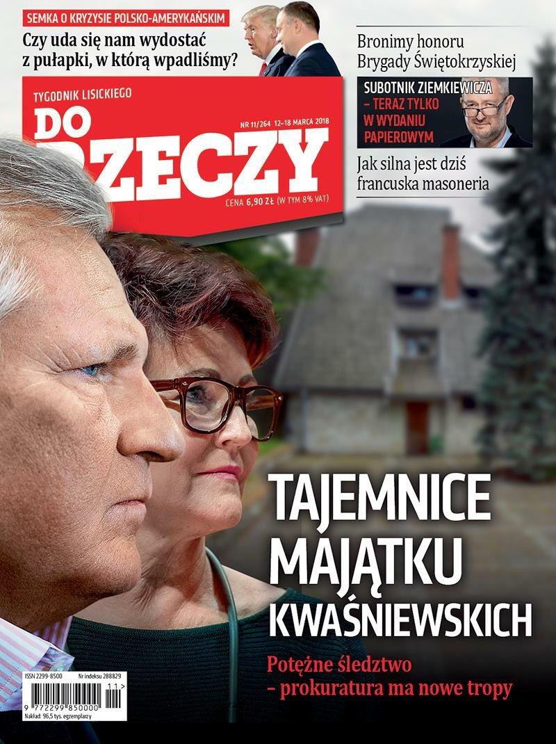 Serdecznie polecam nowe @DoRzeczy_pl. Śl...