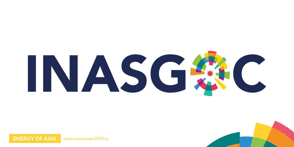 Asian Games  On Twitter Inasgoc Stands For Indonesia Asian Games  Organizing Committee It Is The Official Committee Formed By Indonesia