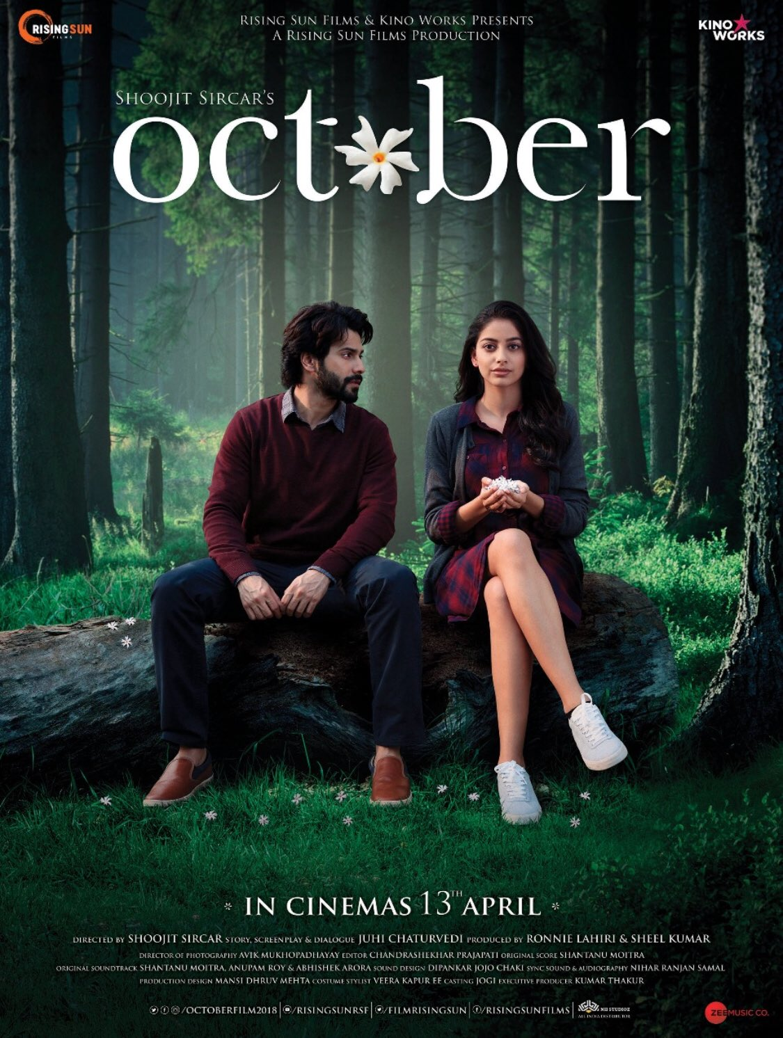 October Movie Trailer Out, Movie Cast, Storyline and Release Date