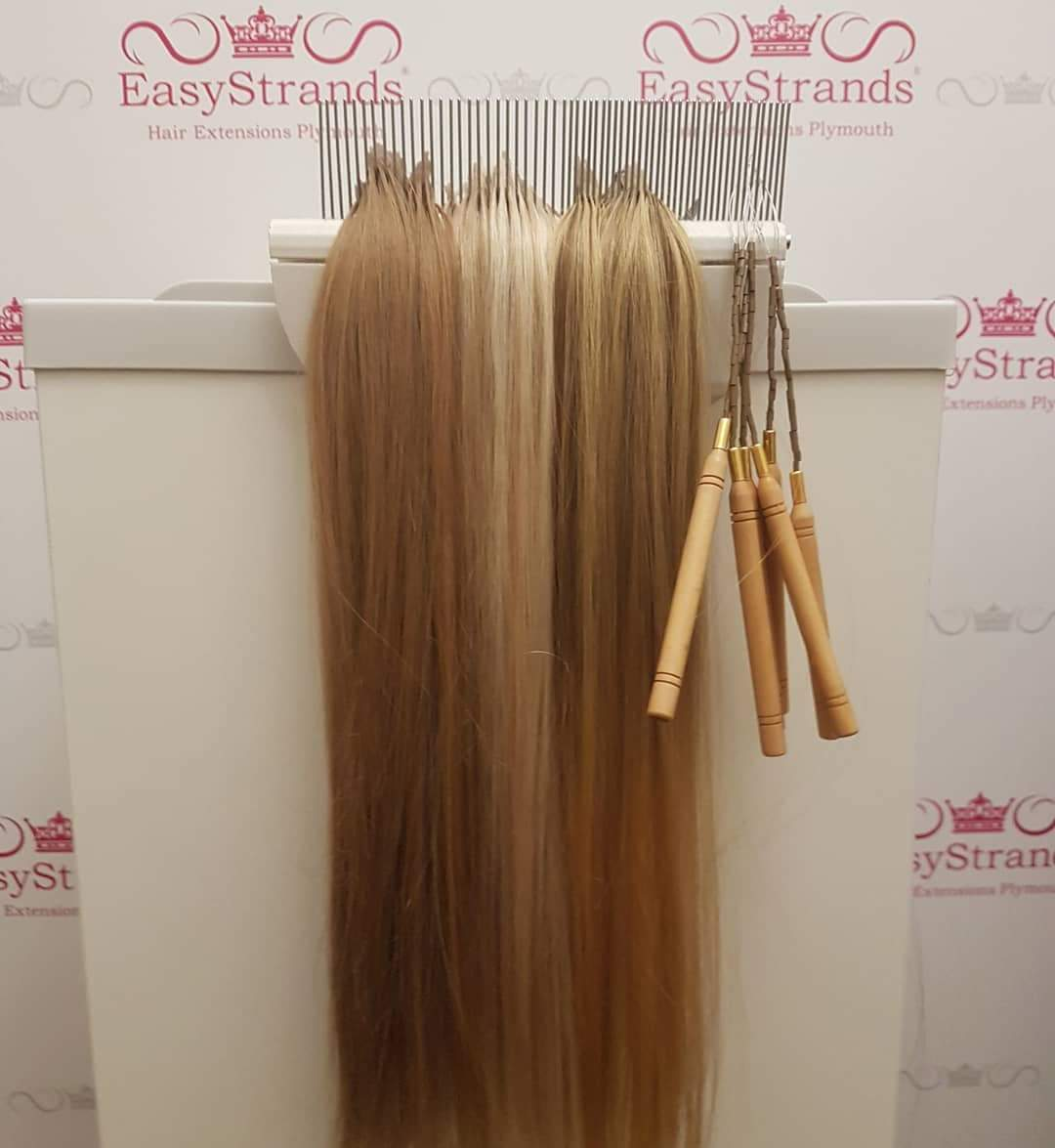 Easystrands Ltd On Twitter Easystrands The Easier Way To Fit Hair
