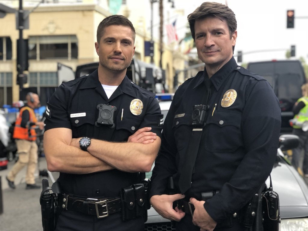 the rookie serie