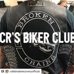 New video up on YouTube. @johnnybaker is joined by @jeff_stultz to talk about sharing your faith and @brokenchainsjc the #celebraterecovery Biker Club. Check it out!