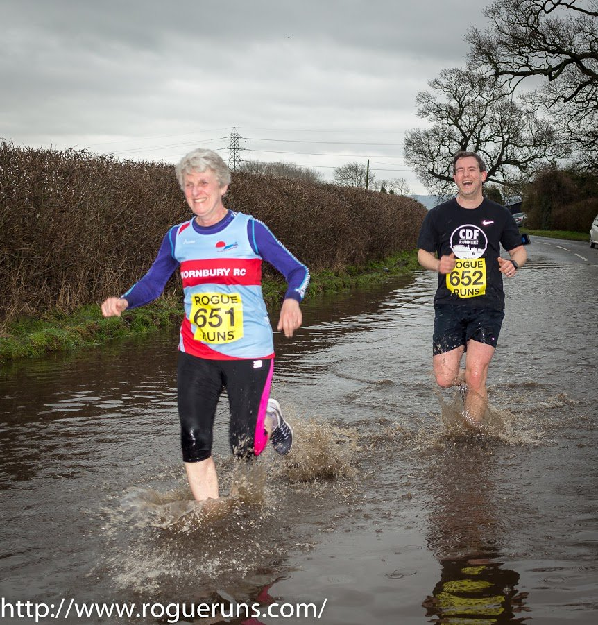 Some great photos of CDF Runners at the...