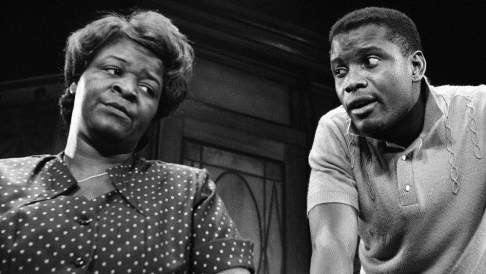 the american nightmare lorraine hansberrys a raisin Lorraine hansberry produced by philip rose & david j cogan 82 a raisin in the sun ruth have a seat, george (they both sit ruth folds her hands rather primly on her lap, determined to demonstrate the civilization of the family) warm, ain't it.