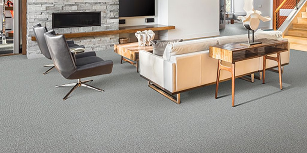 Give any space a subtle sparkle with Lycus carpet by Dabbieri, made with high-luster nylon threads.   #Staatsburg  #StaatsburgNY