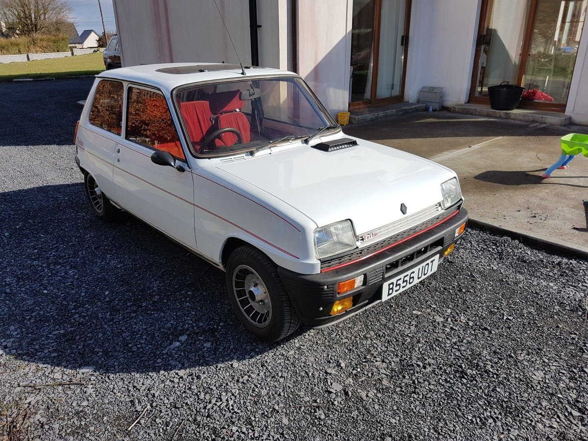Project Cars Uk On Twitter 1984 Renault 5 Gordini Turbo Just A Few Jobs Need Doing Https T Co Ttxmwrmjzi Renault