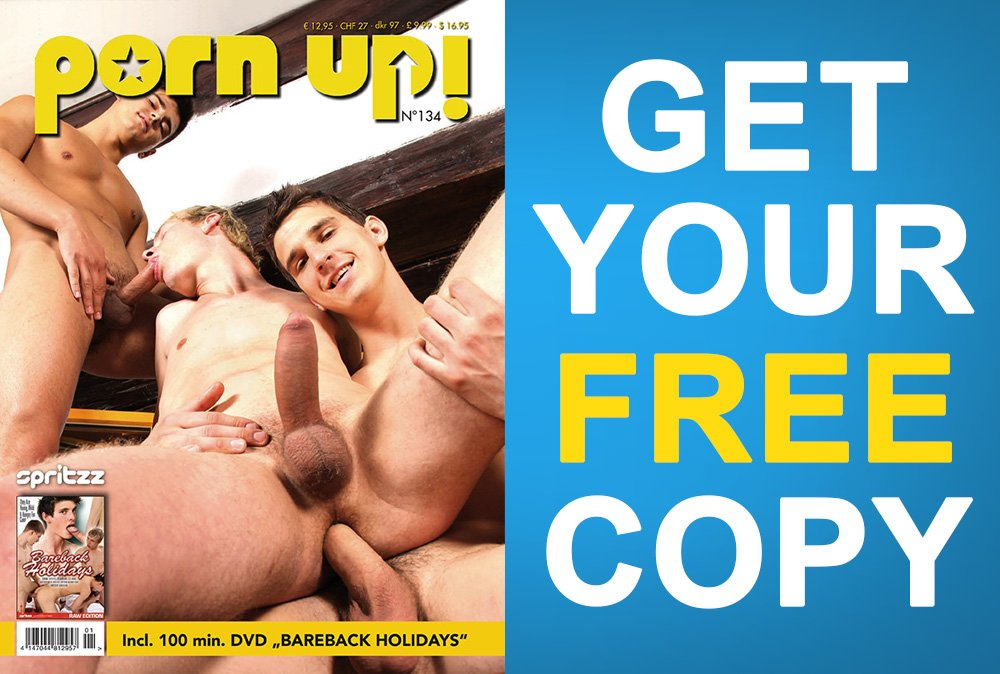 Spritzz On Twitter Get A Free Digital Download Of Porn Up Spritzz Special Magazine Feat Our Hot Twinks Simply Sign Up To Our Monthly Newsletter On
