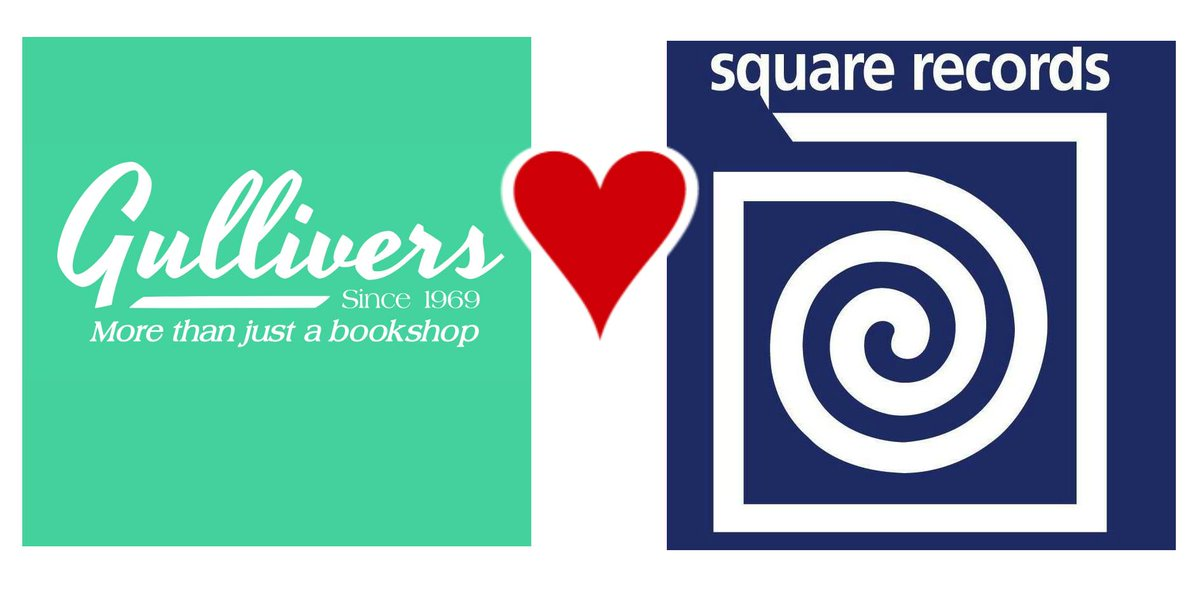 facebook.com/GulliversBooks… The rumours are true - Square Records has been saved! The family behind Gullivers have stepped in to ensure that Wimborne retains an indie record store alongside its independent bookshop.