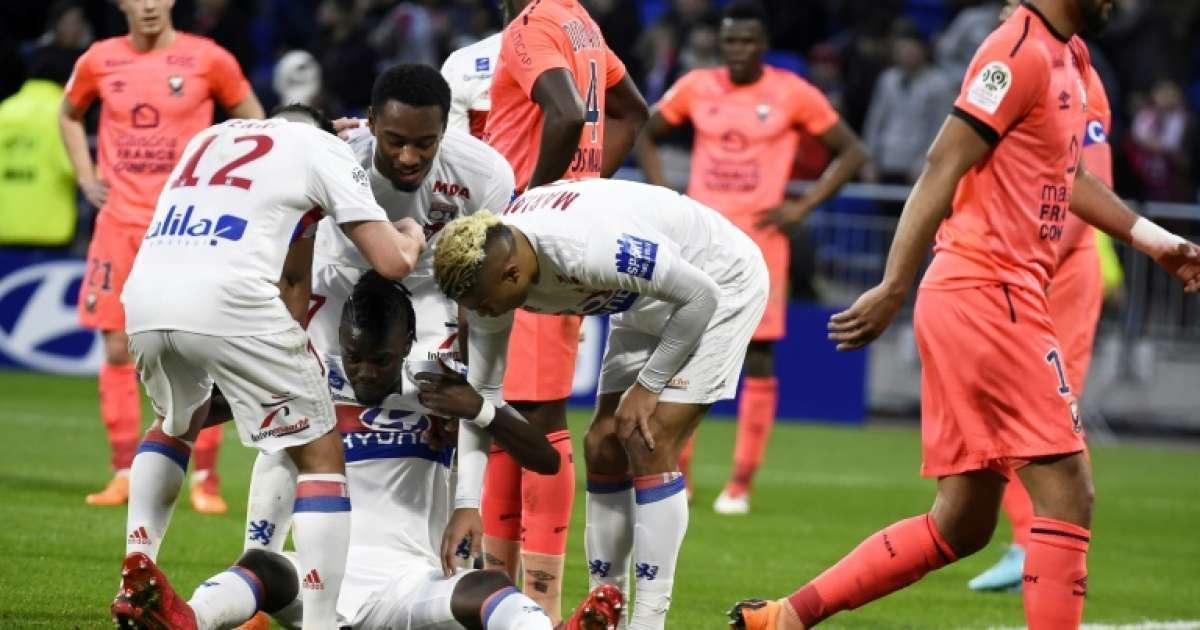 Video: Guingamp vs Nice