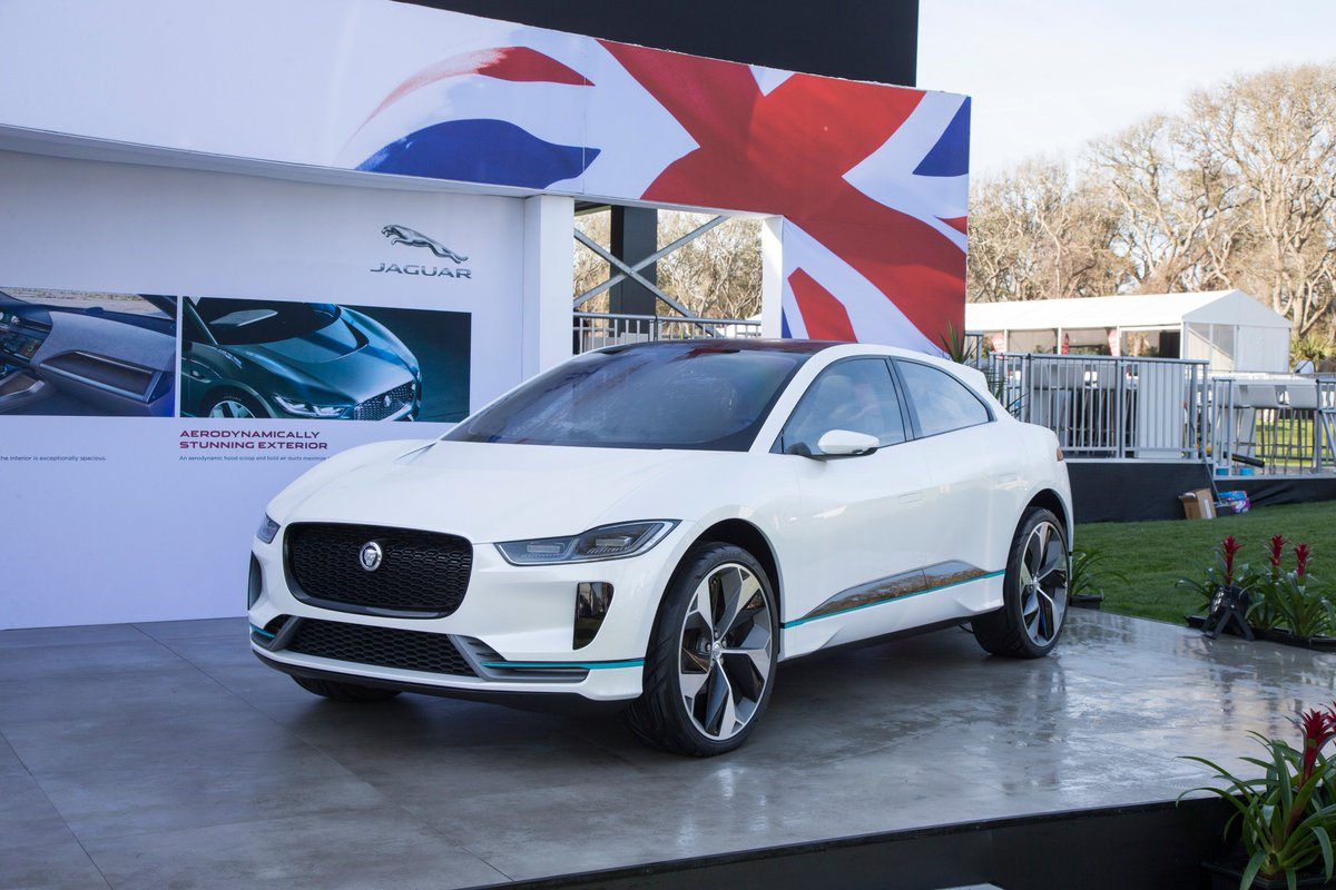 Jaguar USA On Twitter An Island We Wouldnt Mind Being Stranded On - Amelia car show